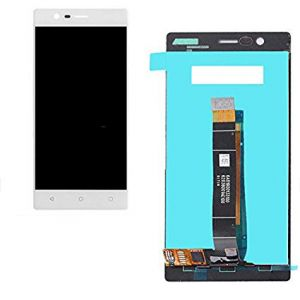 LCD (Дисплей) Nokia 3 (в сборе с тачскрином) (white) Оригинал