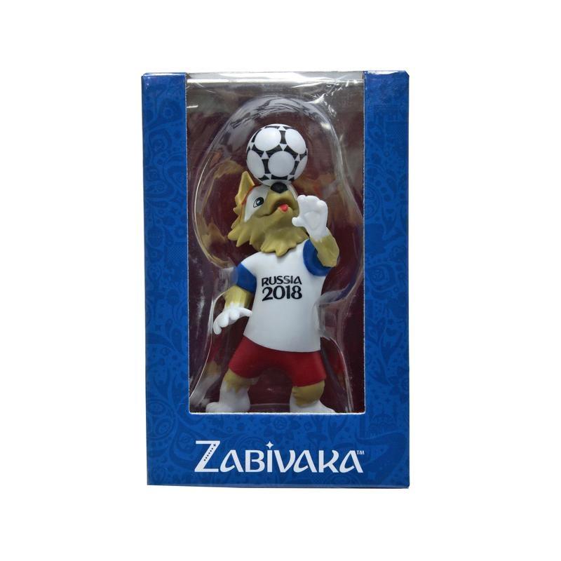 FIFA-2018 фигурка Zabivaka Header 9 см в подарочной коробке