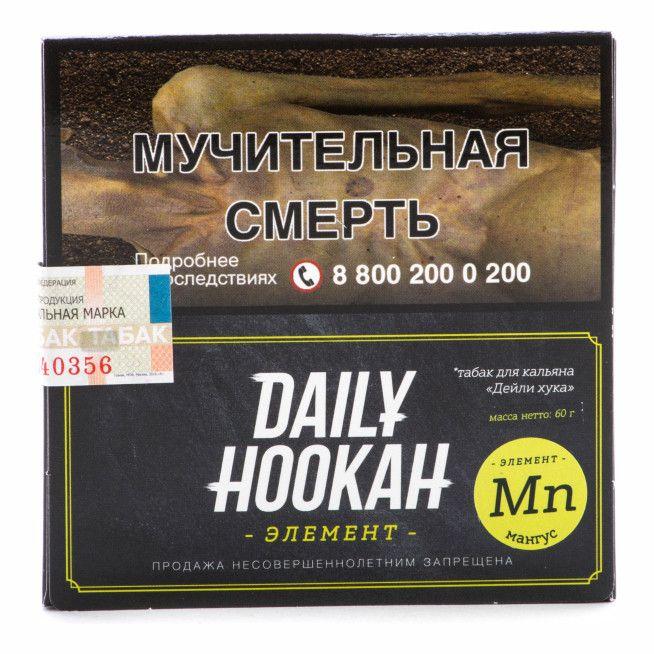 Табак Daily Hookah - Мангус (60 грамм)