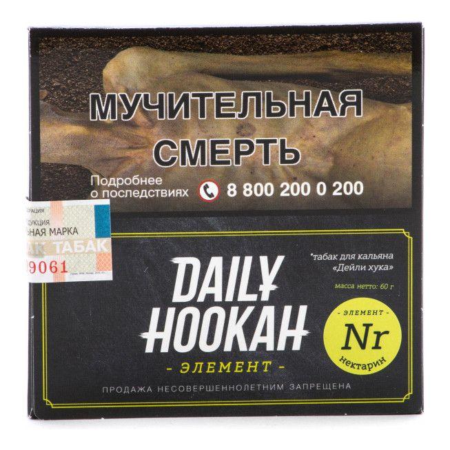 Табак Daily Hookah - Нектарин (60 грамм)