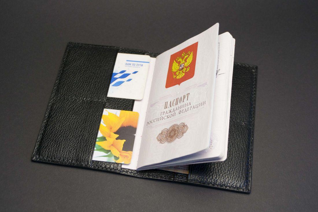 Докхолдер для паспорта и карт