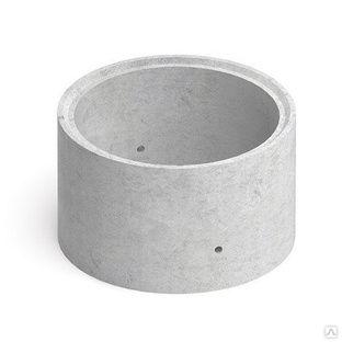 Кольцо колодезное ЖБИ ( 700-900 мм ) КС 7-9 с четвертью