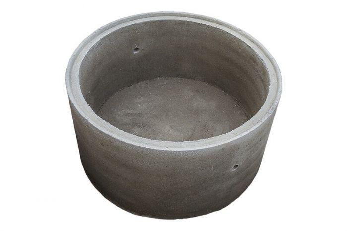 Кольцо колодезное с днищем ЖБИ ( 700-900 мм ) КСД 7-9ч