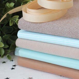 Набор тканей для творчества Мятный раф