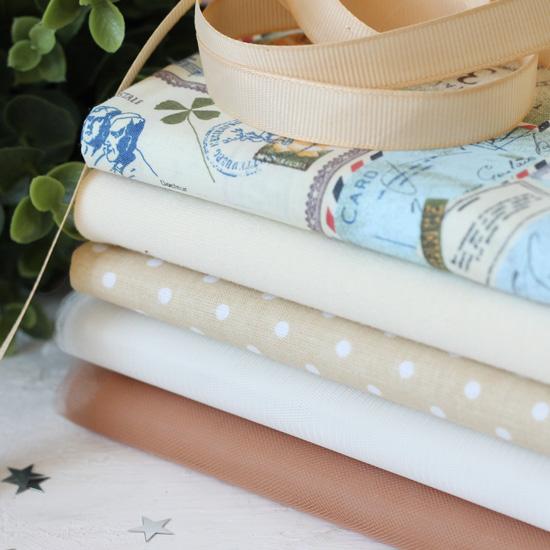 Набор тканей для пошива Летнее путешествие