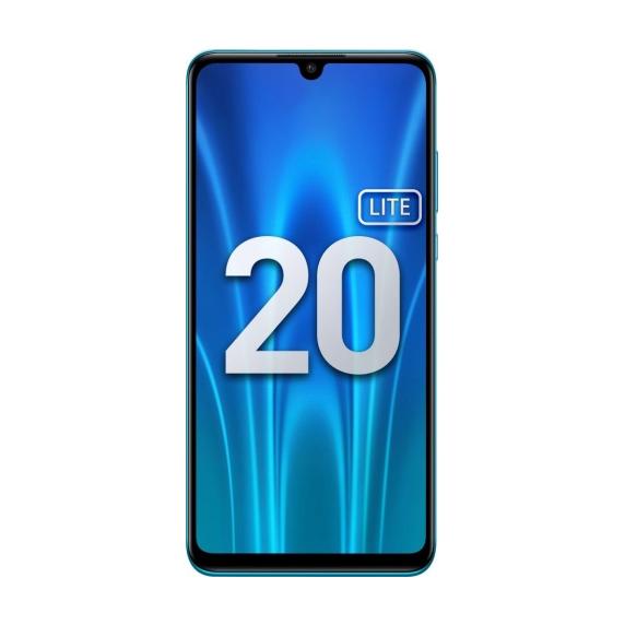 Honor 20 Lite 128 ГБ (сине-фиолетовый)