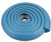 Мягкая защита на углы Protective Stripe Beideli, 200х5х1 см, голубой