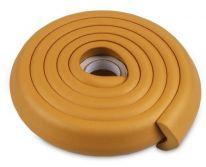 Мягкая защита на углы Protective Stripe Beideli, 200х5х1 см, коричневый