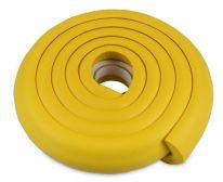 Мягкая защита на углы Protective Stripe Beideli, 200х5х1 см, жёлтый