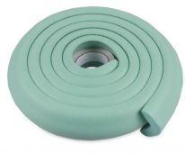 Мягкая защита на углы Protective Stripe Beideli, 200х5х1 см, бирюзовый