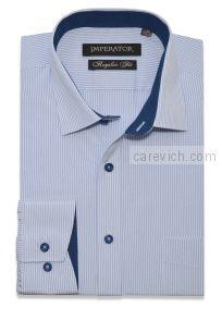 Рубашки ПОДРОСТКОВЫЕ "IMPERATOR", оптом 12 шт., артикул: W60/Vichy22-П