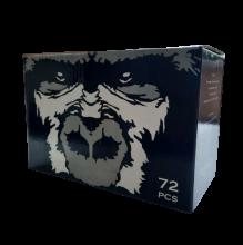 Уголь Coco Dark 25mm 72шт 1кг