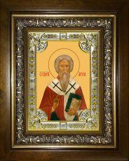 Икона Антипа Пергамский епископ (18х24)