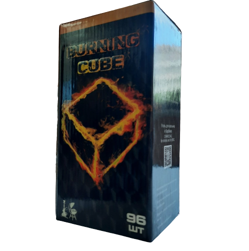 Уголь Burning Cube 22 mm