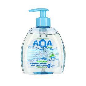 Гель для подмывания малыша Aqa 300мл