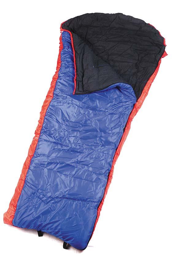 Спальный мешок SM-307 одеяло с капюшоном 225х90см