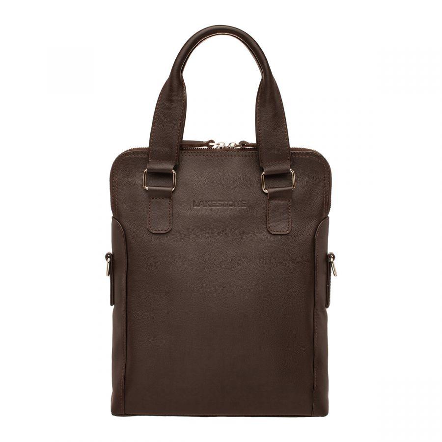 Мужская сумка через плечо LAKESTONE Hollywell Brown