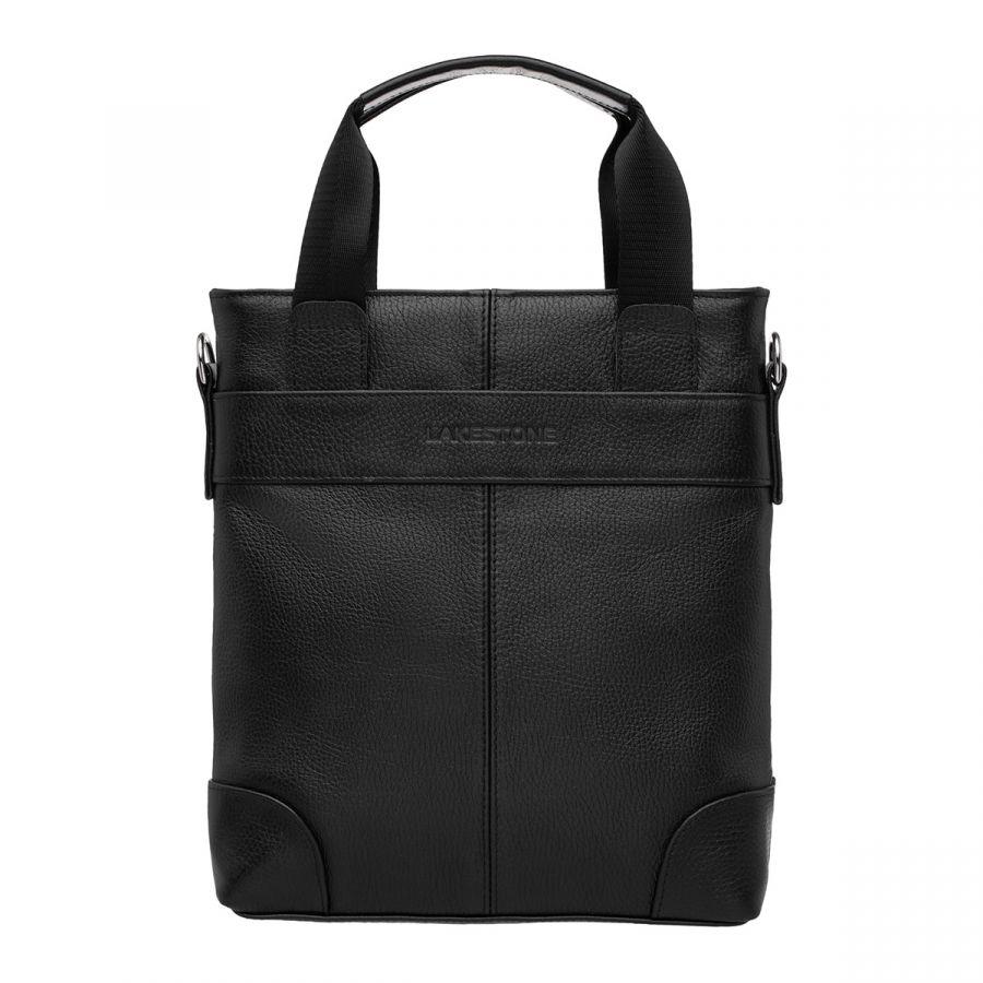 Мужская сумка через плечо LAKESTONE Russell Black