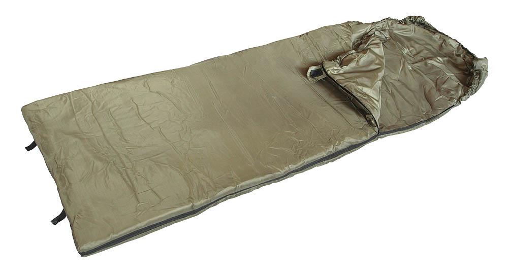 Спальный мешок SM-303 одеяло с капюшоном 220х75см
