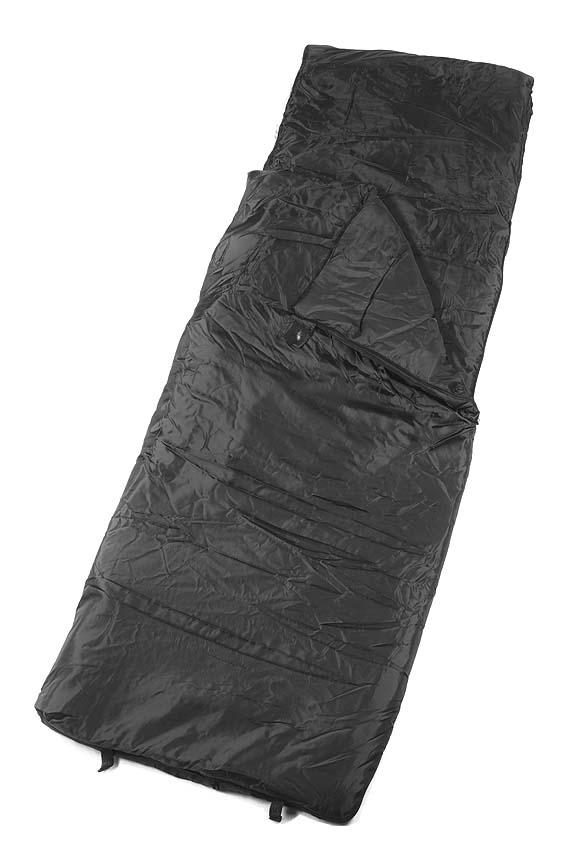 Спальный мешок SM-308 одеяло с подголовником 220х75см