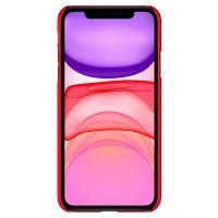Купить чехол Spigen Thin Fit для iPhone 7 красный тонкий чехол для Айфон 11 в Москве в интернет магазине аксессуаров для смартфонов elite-case.ru