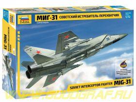 """7229 Советский истребитель-перехватчик """"МиГ-31"""""""
