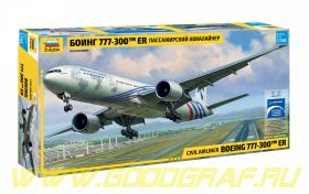 """7012 Самолет """"Боинг 777"""""""