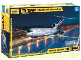 """7004 Российский авиалайнер """"Ту-154М"""""""
