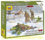 6220 Советские пулеметчики в зим.форме