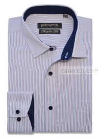 Рубашки ПОДРОСТКОВЫЕ "IMPERATOR", оптом 12 шт., артикул: WB 19/002-П