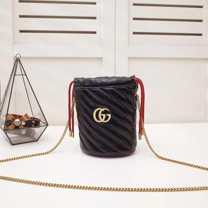 Gucci Marmont GG 17 cm