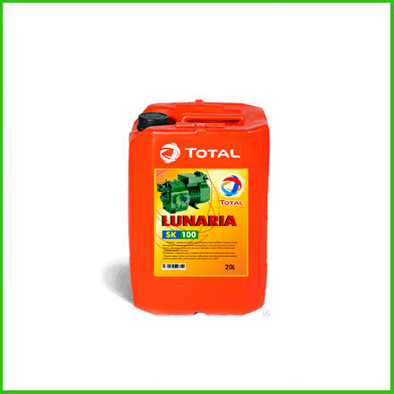 Масло TOTAL Lunaria SK100 20л