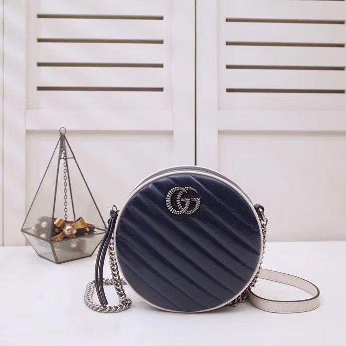 Gucci Marmont GG 18 cm