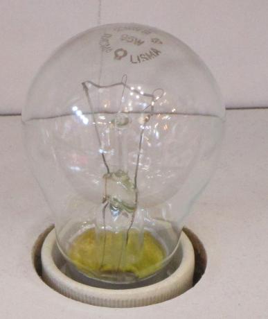 Лампа накаливания Лон 95w/e27