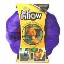 Подушка-трансформер для путешествий Total Pillow (Тотал Пиллоу), фиолетовый