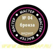 04-МАКР Краска бронза