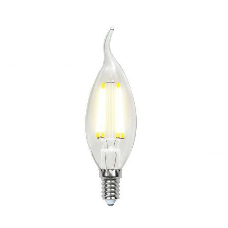 LED-CW35-5W-NW-E14-CL-DIM GLA01TR Лампа светодиодная диммируемая. Uniel