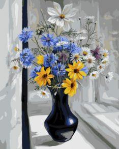 Картина по номерам «Крымский натюрморт» 40x50 см