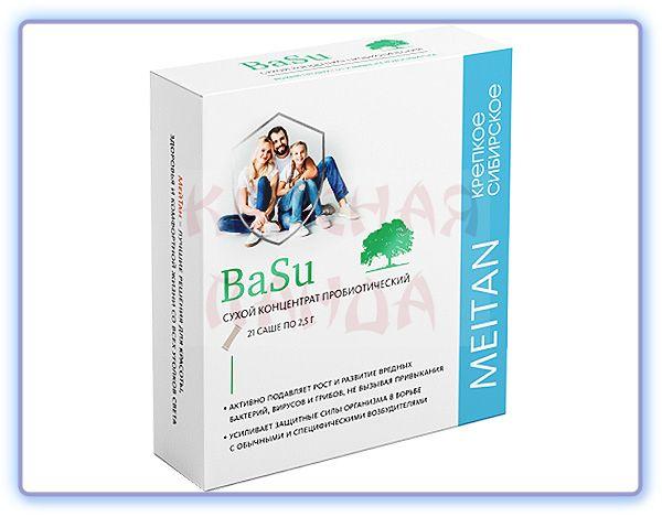 Сухой концентрат пробиотический BaSu МейТан