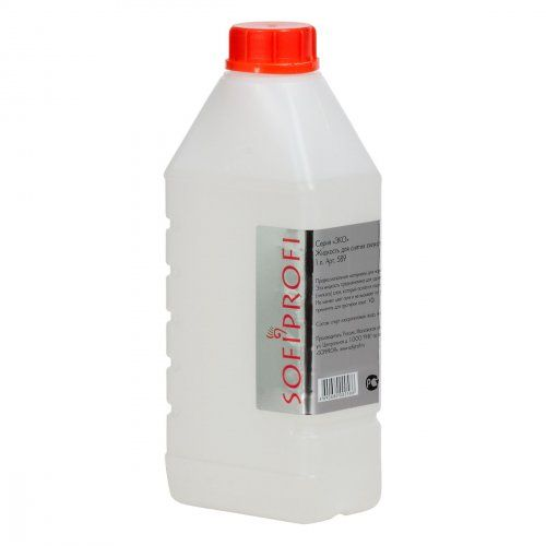 НН589 Жидкость для снятия липкого слоя серия ЭКО,  1000 мл  SOFIPROFI
