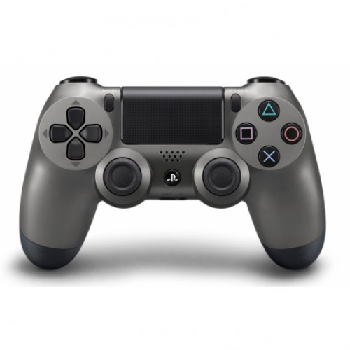 Sony Dualshock 4 v2 Color Steel Black Геймпад для Ps4