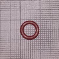Уплотнительное кольцо 9,6х6х1,8 мм.