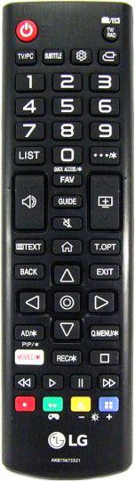 Пульт LG AKB75675321