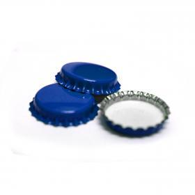 Кроненпробка, цвет синий, 80 шт