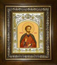 Икона Бидзина Ксанский князь (14х18)