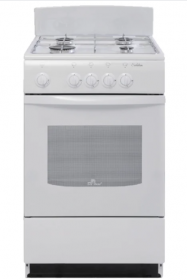 Газовая плита DE LUXE 5040.38Г (933900) Белая