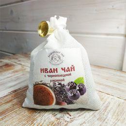 Иван-чай с черноплодной рябиной ферментированный (мешочек)