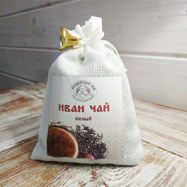 Иван-чай белый ферментированный (мешочек)