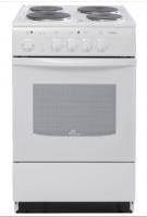 Электрическая плита DE LUXE 5004.12Э (934000) Белая