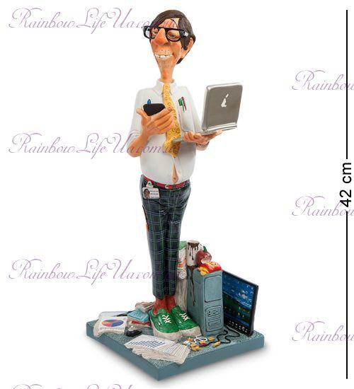 "Статуэтка программист ""The Computer Expert. Forchino"""